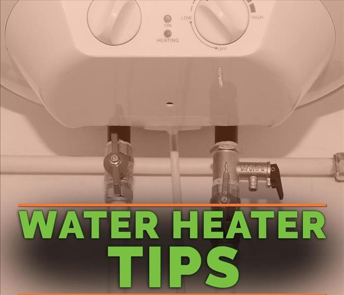 Water Damage 3 Steps for Responding to a Broken Water Heater
