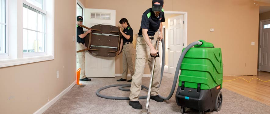 Asheville, NC residential restoration cleaning